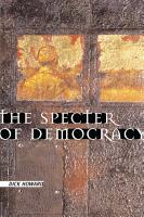 The Specter of Democracy PDF