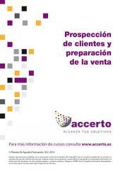 Prospección de clientes y preparación de la venta