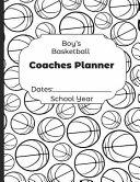 Boys Basketball Coaches Planner Dates