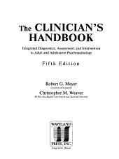 The Clinician s Handbook PDF