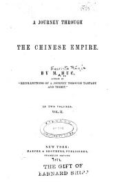 A Journey Through the Chinese Empire: Volume 2