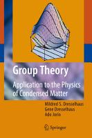 Group Theory PDF