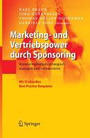Marketing  und Vertriebspower durch Sponsoring PDF