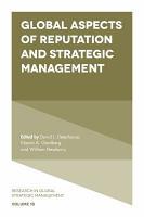 Global Aspects of Reputation and Strategic Management PDF