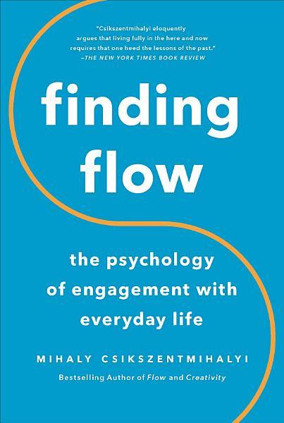 Download Finding Flow Book