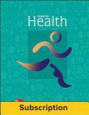 Glencoe Health Hardbound   2014 Student Edition