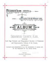 Portrait and Biographical Album of Sedgwick County, Kansas