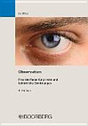 Observation PDF