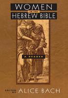 Women in the Hebrew Bible PDF