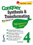 e-Conquer Synthesis & Transformation Workbook 4
