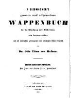 J  Siebmachers grosses und allgemeines Wappenbuch PDF