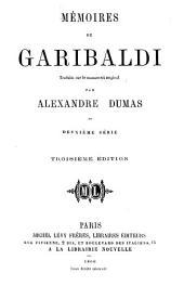 Memoires de Garibaldi