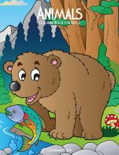 Animals Coloring Book for Kids 2