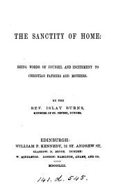 The sanctity of home