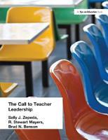 Call to Teacher Leadership PDF