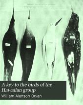 A key to the birds of the Hawaiian group