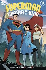 Superman Smashes the Klan (Periodical) (2019-2020) #3