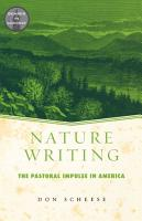 Nature Writing PDF