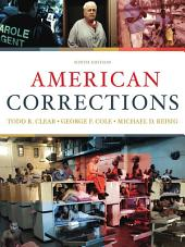 American Corrections: Edition 9