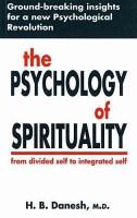 Psychology of Spirituality PDF