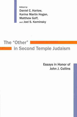 The  Other  in Second Temple Judaism