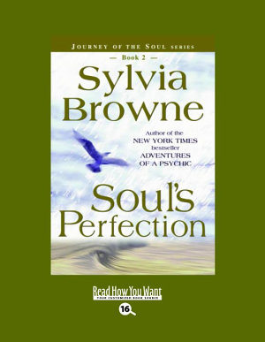Soul   s Perfection  EasyRead Large Bold Edition
