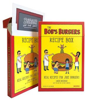 The Bob s Burgers Recipe Box