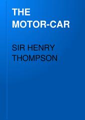 THE MOTOR-CAR