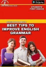 Best Tips to Improve English Grammar PDF
