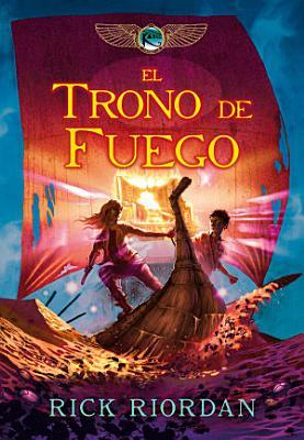 El trono de fuego   The Throne of Fire PDF