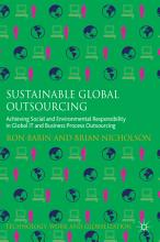 Sustainable Global Outsourcing PDF