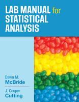 Lab Manual for Statistical Analysis PDF