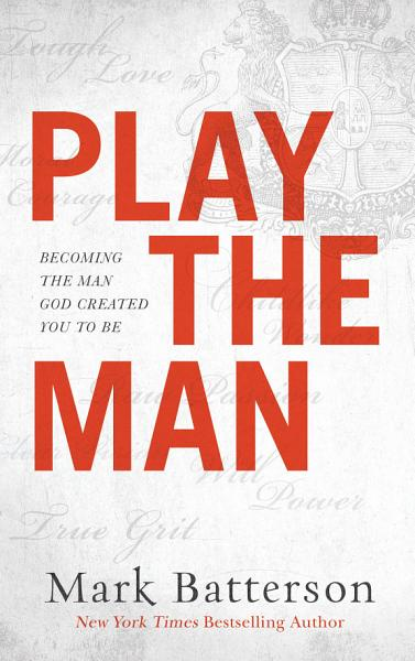 Download Play the Man Book