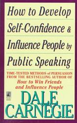 How To Develop Self Confidence And Influence People Book PDF