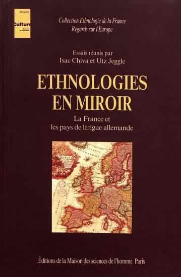 Ethnologies en miroir PDF