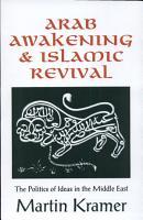 Arab Awakening and Islamic Revival PDF