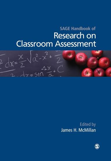 SAGE Handbook of Research on Classroom Assessment PDF