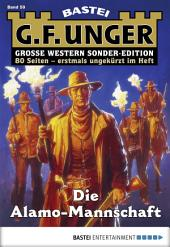 G. F. Unger Sonder-Edition - Folge 059: Die Alamo-Mannschaft