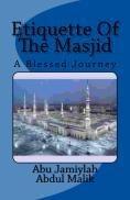 Etiquette Of The Masjid