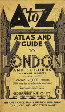 London A-Z Street Atlas - Historical Edition