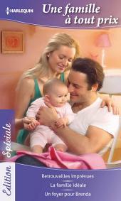 Une famille à tout prix: Retrouvailles imprévues - La famille idéale - Un foyer pour Brenda
