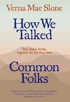 How We Talked and Common Folks PDF