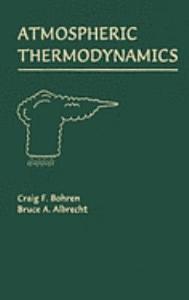 Atmospheric Thermodynamics PDF