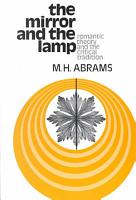 The Mirror and the Lamp PDF
