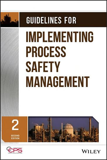 Guidelines for Implementing Process Safety Management PDF