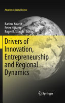 Drivers of Innovation, Entrepreneurship and Regional Dynamics