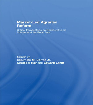 Market Led Agrarian Reform PDF