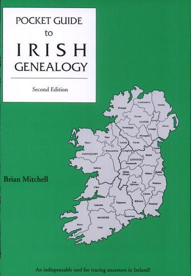 Pocket Guide to Irish Genealogy PDF