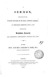 A sermon [on Luke ii, 30-32] preached...on...May 5, 1820, before the London society for promoting Christianity amongst the Jews