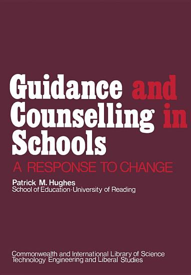 Guidance and Counselling in Schools PDF